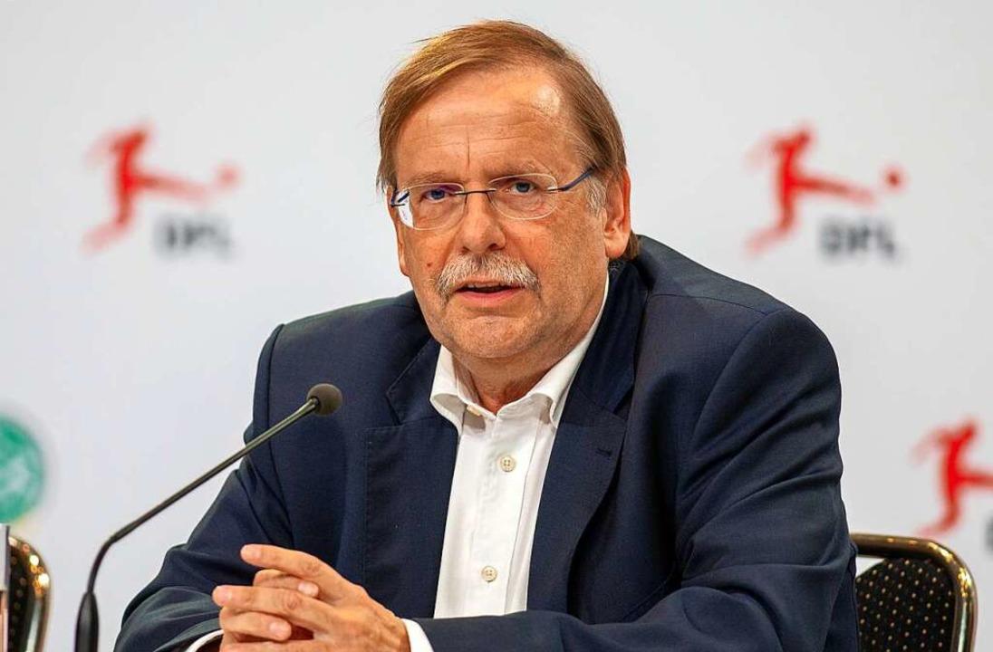 DFB-Vizepräsident Rainer Koch    Foto: Andreas Gora (dpa)