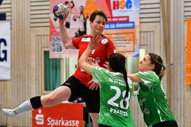 Wo spielen die Zweitliga-Handballerinnen der HSG Freiburg nächste Saison?