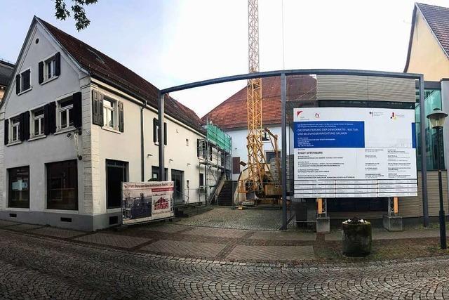 Bundespräsident soll 2022 den Salmen in Offenburg eröffnen