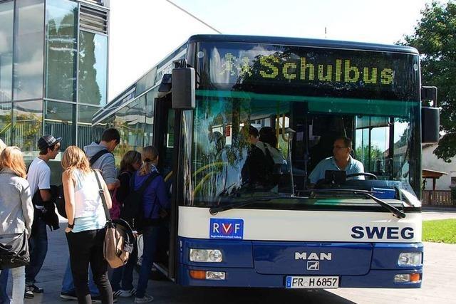 Separater Bus sorgt für Entlastung