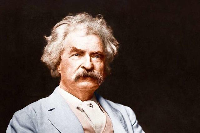 Auf den Spuren von Mark Twain in Heidelberg und im Schwarzwald