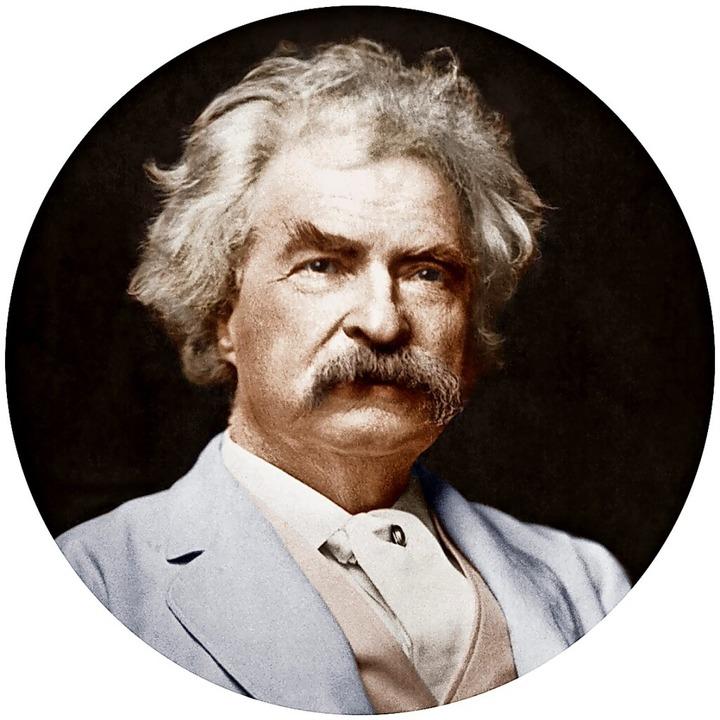 Brauchte Geld und Buchideen: Mark Twain besuchte  Europa.  | Foto: akg