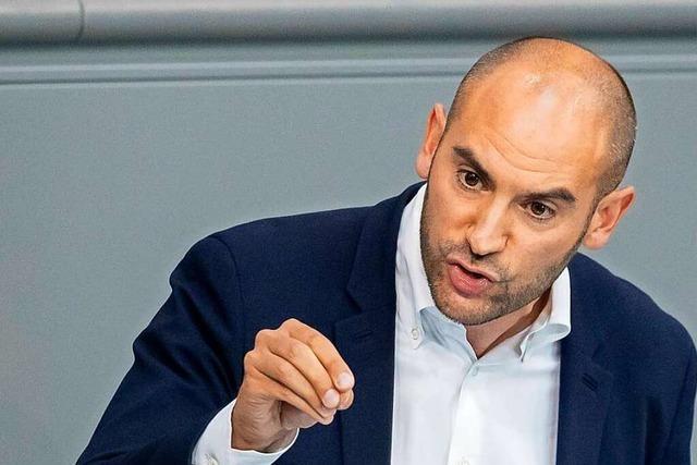Grünen-Abgeordneter Bayaz wird Finanzminister im Südwesten