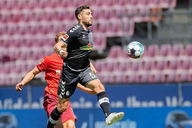 Der SC Freiburg zeigt in Köln ein anderes Gesicht