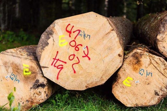 Holz, Stahl und Kunststoffe nur noch fürs Inland?
