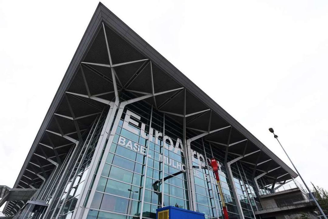 Der Euroaiport    Foto: Jonas Hirt