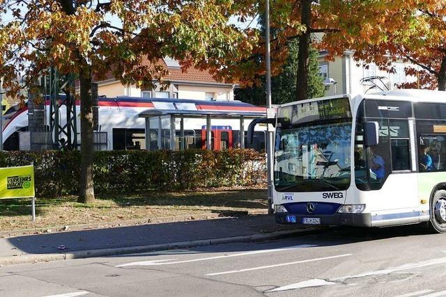 Bereits im Dezember könnte es eine neue Buslinie in Lörrach geben