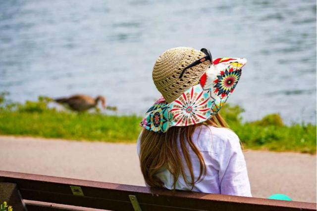 Mini-Sommer: Temperaturen klettern auf über 30 Grad