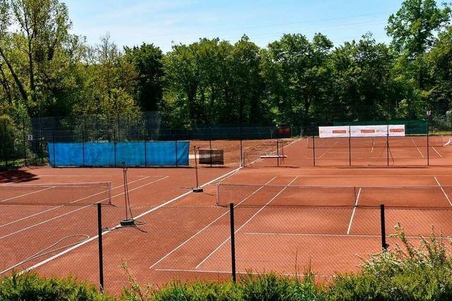 Tennisclub Herten will zur Saison 2022 eine Beach-Sport-Anlage bauen