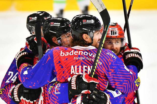 EHC gewinnt in Bietigheim und erzwingt fünftes Halbfinal-Spiel