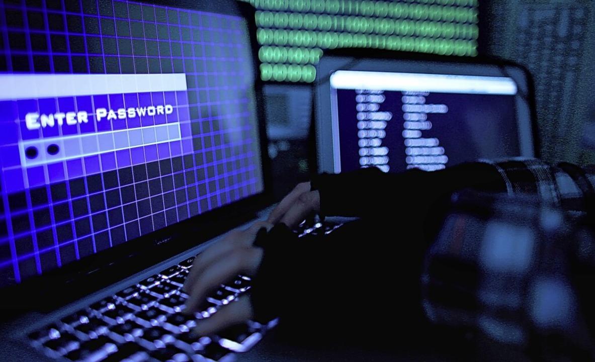 Nehmen Cyberkriminelle wichtige Infras...er, wollen sie oft Lösegeld erpressen.    Foto: Oliver Berg