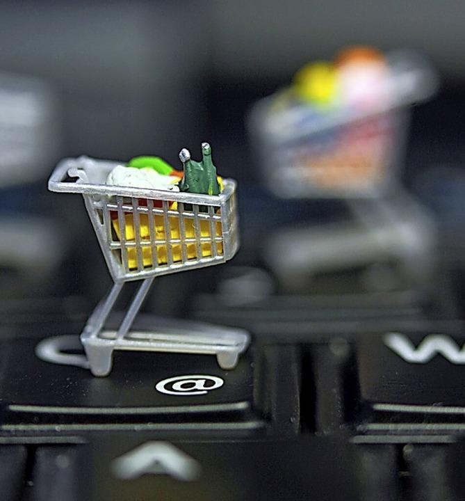 Die Banken wollen Einkaufen im Netz einfacher machen.    Foto: Jens Büttner