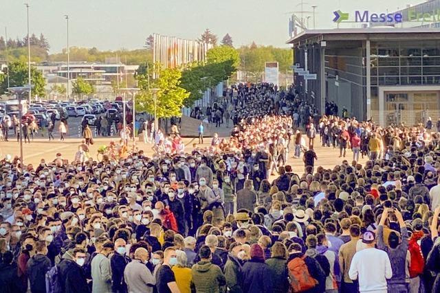 Der Astrazeneca-Aktionstag in Freiburg hat ein politisches Nachspiel