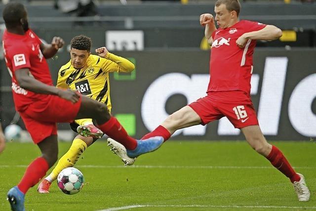 Dortmund tankt Mut für das Pokalfinale
