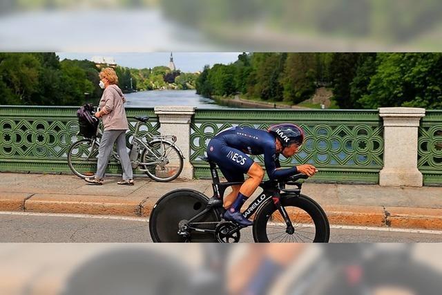 Der Giro d'Italia ist gestartet