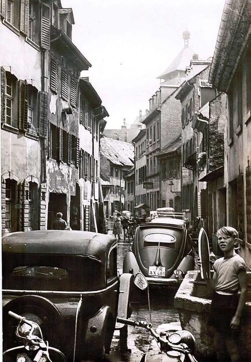 Nostalgiker kommen beim historischen B...Coupe und einen Heinkel-Kabinenroller.  | Foto: Archiv Bergner