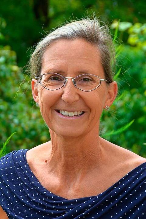 Annette Grether ist Sprecherin der Grü...tion im Grenzach-Wyhlener Gemeinderat.    Foto: Ralf H. Dorweiler