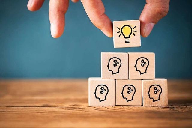 Studierende werden zu mutigen Erfindern beim Start-up Wettbewerb Spark