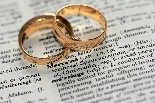 BZ-Talk: Warum Eheverträge wichtig sind