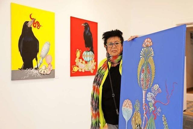 Die neue Ausstellung von L'art pour Lahr soll ein Signal in der Pandemie sein