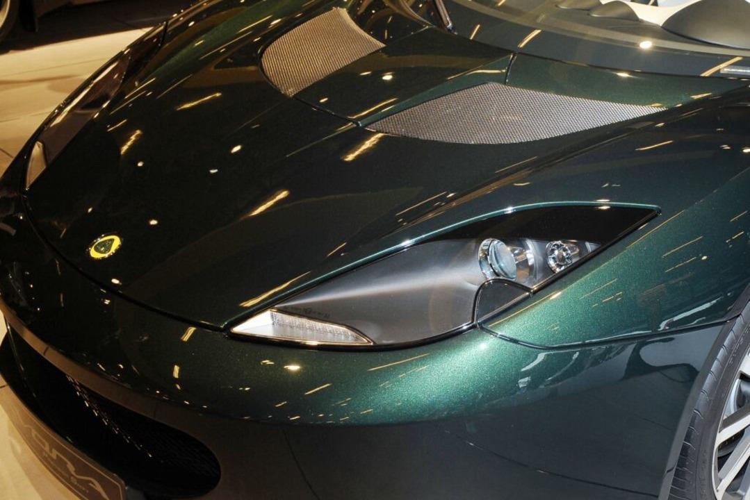 Ein Lotus-Sportwagen (Symbolbild)  | Foto: MIGUEL MEDINA