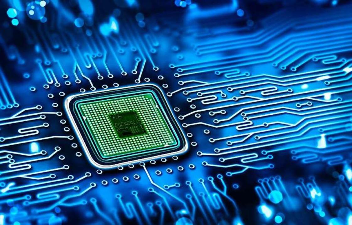 Ohne Mikro-Chips geht in der Elektronik wenig.    Foto: Hiwin