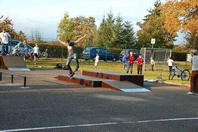 Haushalt in Reute berücksichtigt auch die Skateanlage