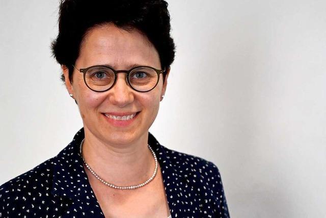 CDU-Frau Marion Gentges aus Lahr wird Justizministerin