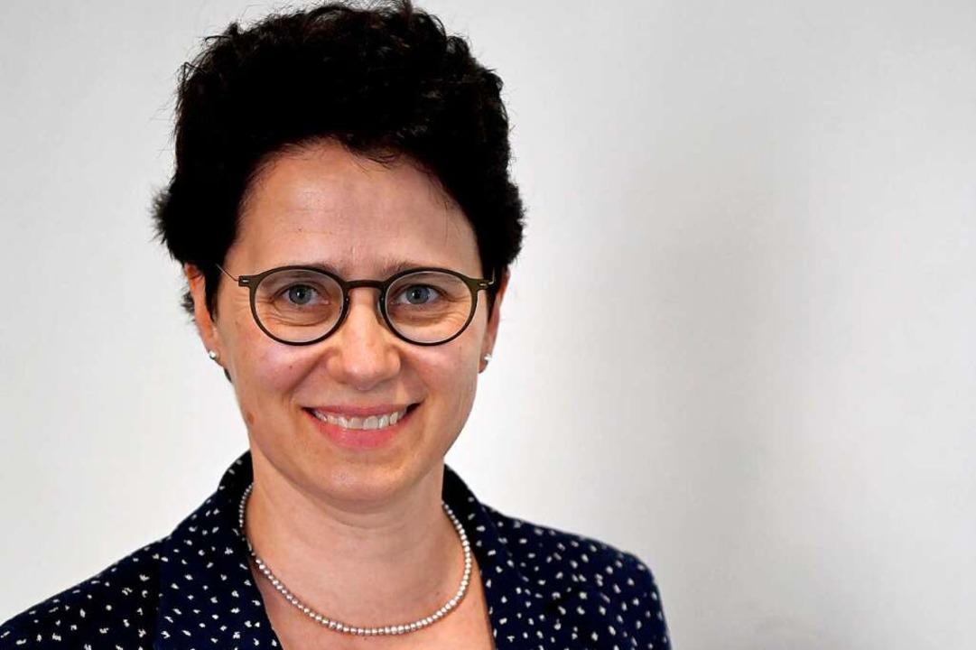 Neue Aufgaben für Marion Gentges  | Foto: Bernd Weissbrod (dpa)