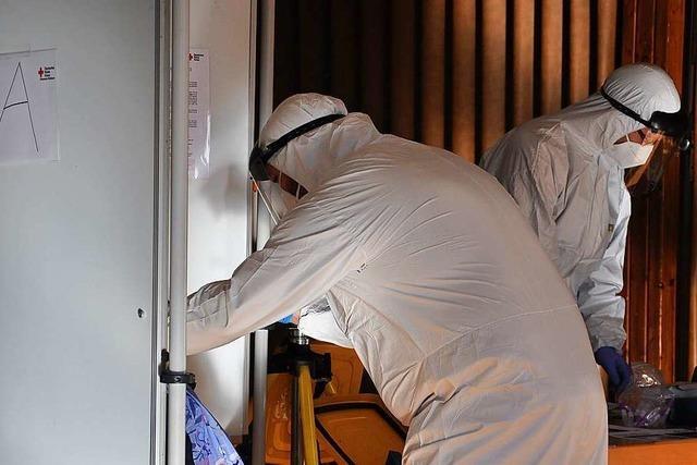 DRK Wollbach hat in Zeiten der Pandemie viel zu tun