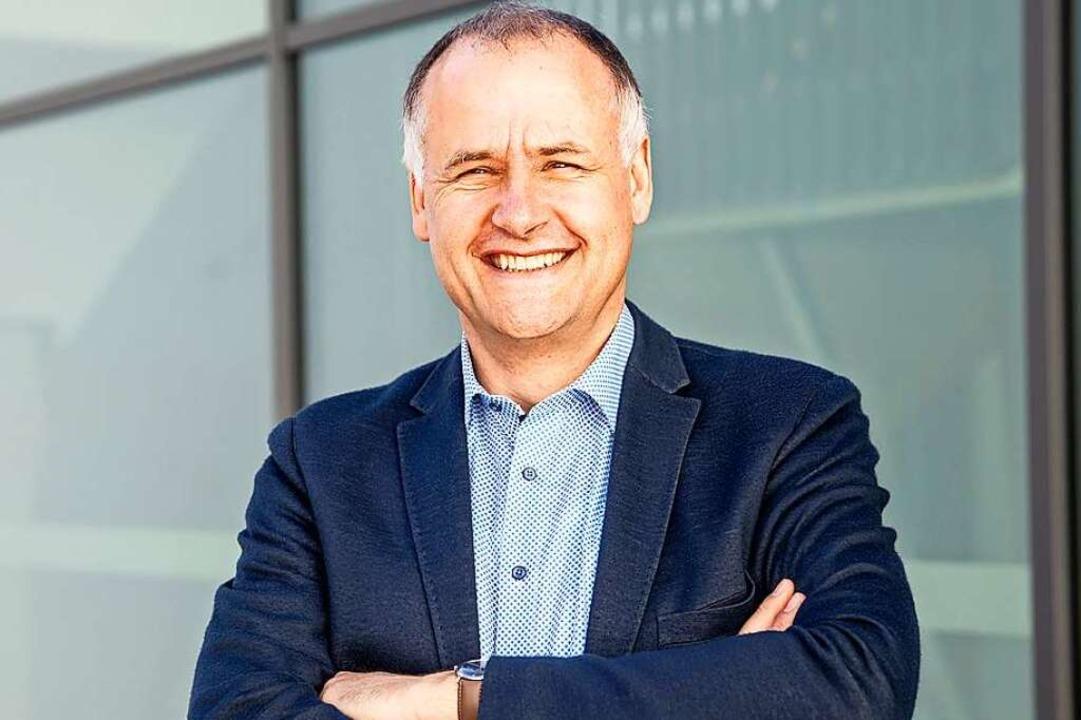 Thomas Breig kandidiert für eine vierte Amtszeit in Ehrenkirchen.    Foto: michael voegele