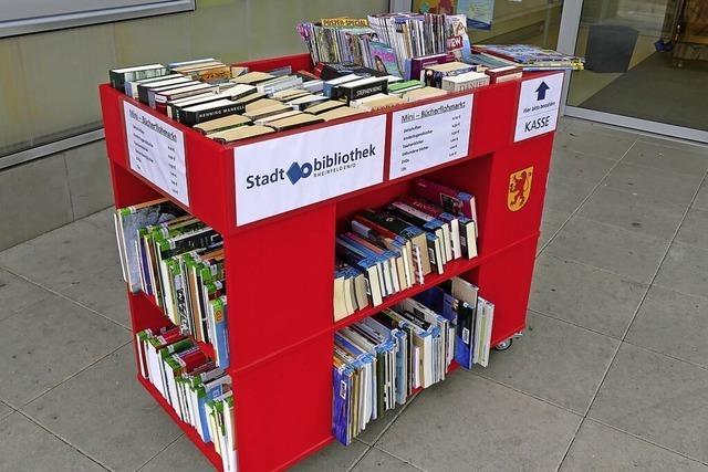 Flohmarkt für Leseratten