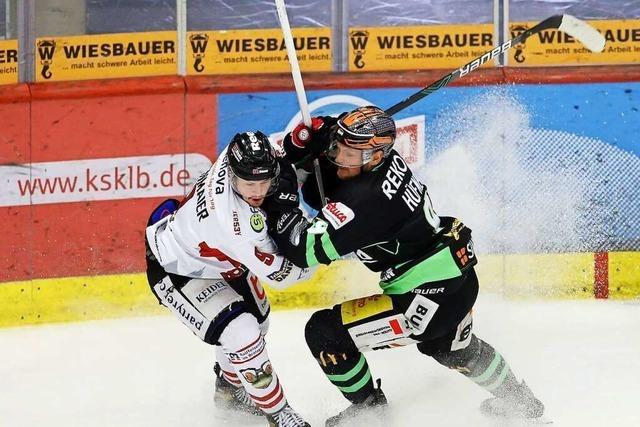 EHC Freiburg kämpft am Dienstag um Einzug ins Playoff-Finale