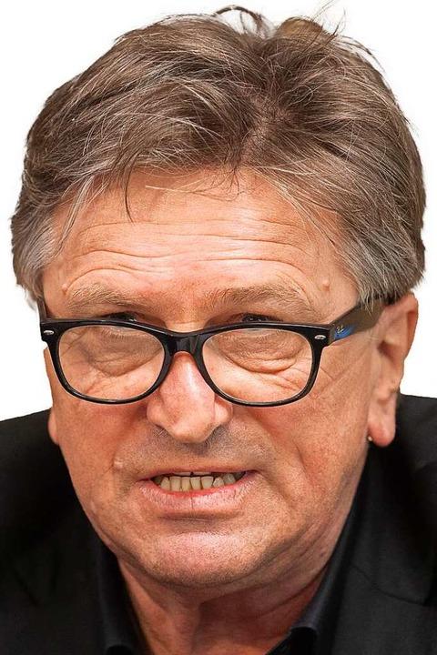 Manfred Lucha, Grüne/Soziales    Foto: Sebastian Gollnow
