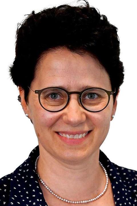 Marion Gentges, CDU/Justiz    Foto: Bernd Weissbrod