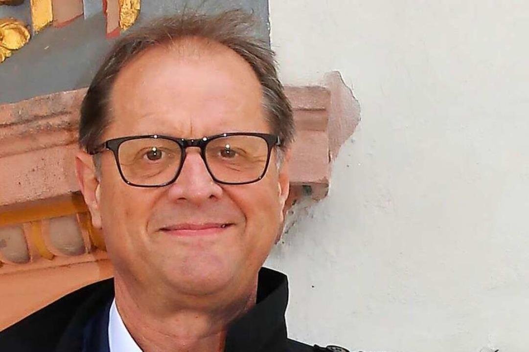 Jürgen Roth, OB von Villingen-Schwenningen  | Foto: Michael Saurer