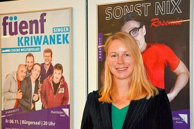 Rheinfeldens scheidende Kulturamtsleiterin: