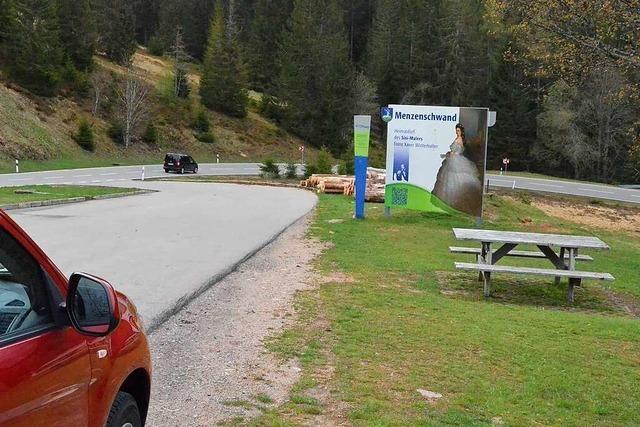 Parkplatz-Schließung bei Menzenschwand soll Motorradlärm eindämmen