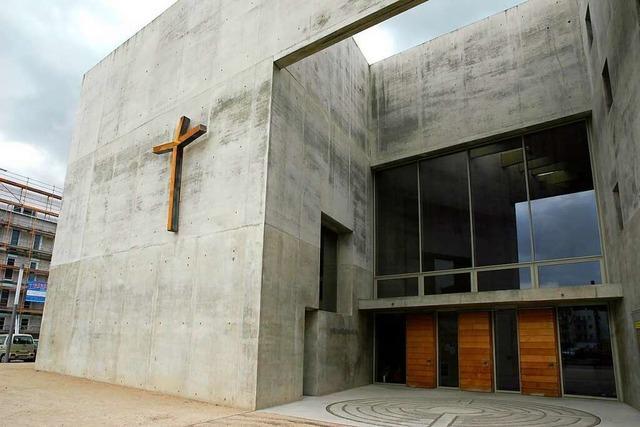 Sollen in neuen Stadtteilen noch Kirchen gebaut werden?