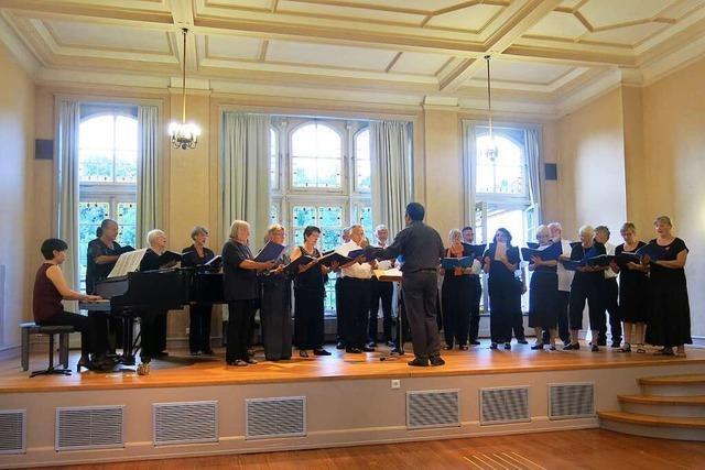 Kammerchor Emmendingen besteht seit 50 Jahren