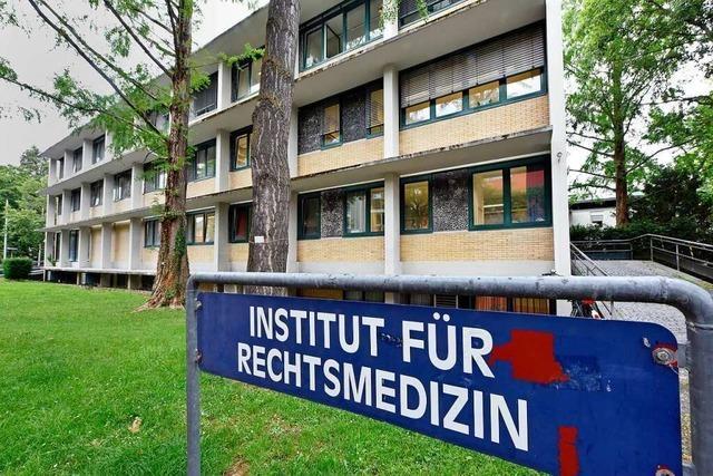 Freiburger Rechtsmedizin hilft Spuren von Gewalt zu sichern