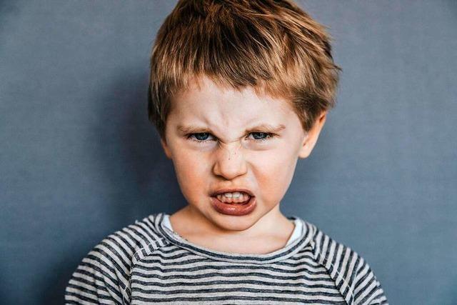Wie Eltern mit der Wut ihrer Kinder richtig umgehen können