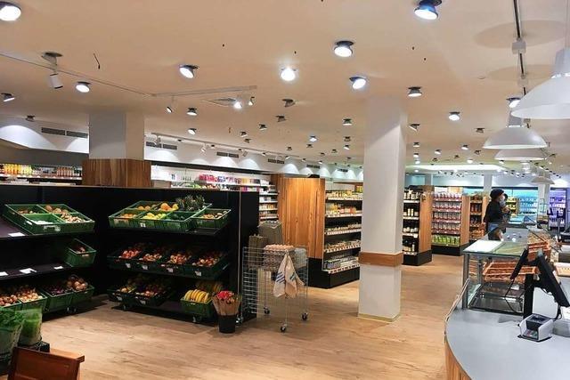 Erster inklusiver Bio-Markt in Waldkirch eröffnet