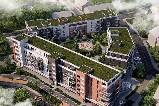 Grundsätzliche Zustimmung für circa neue 100 Wohnungen in Schopfheim