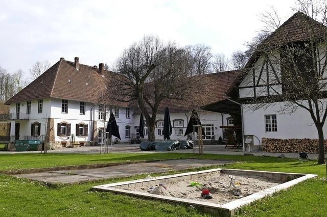 Im Hofgut Lilienhof wurden viele Hochzeiten verschoben