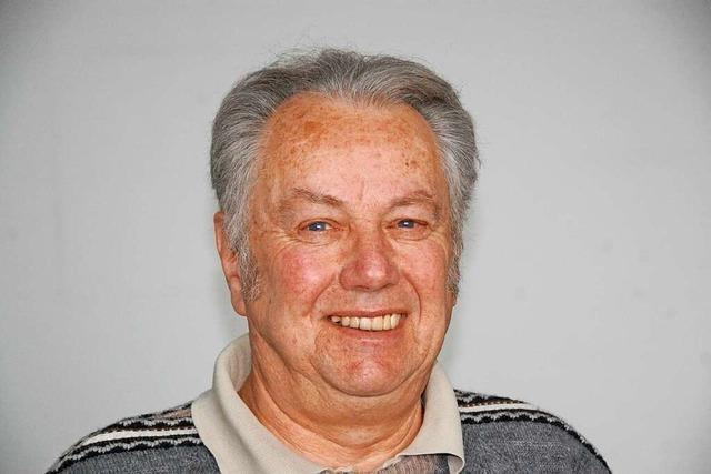 Der ehemalige Ortschaftsrat und Vorsitzende des TV Haltingen ist gestorben