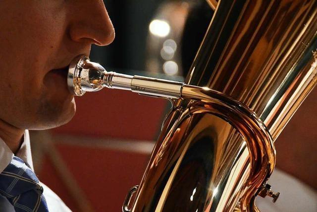 Förderung für Musikvereine: Viel Unsicherheit spielt mit