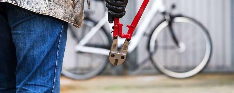 Mutmaßlicher Fahrraddieb am Bahnhof erwischt