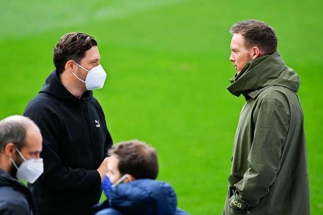 Nagelsmann gegen Terzic: Duell der Trainer-Aufsteiger