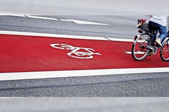 Kein reiner Radweg